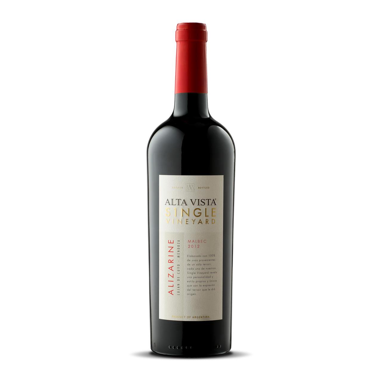 Altavista Single Vineyard Alizarine 2011