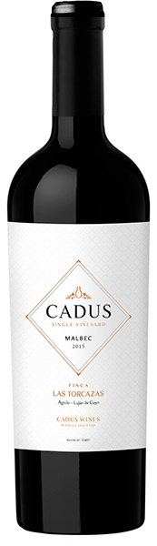 Cadus Single Vineyard Finca Las Torcazas Malbec 2014