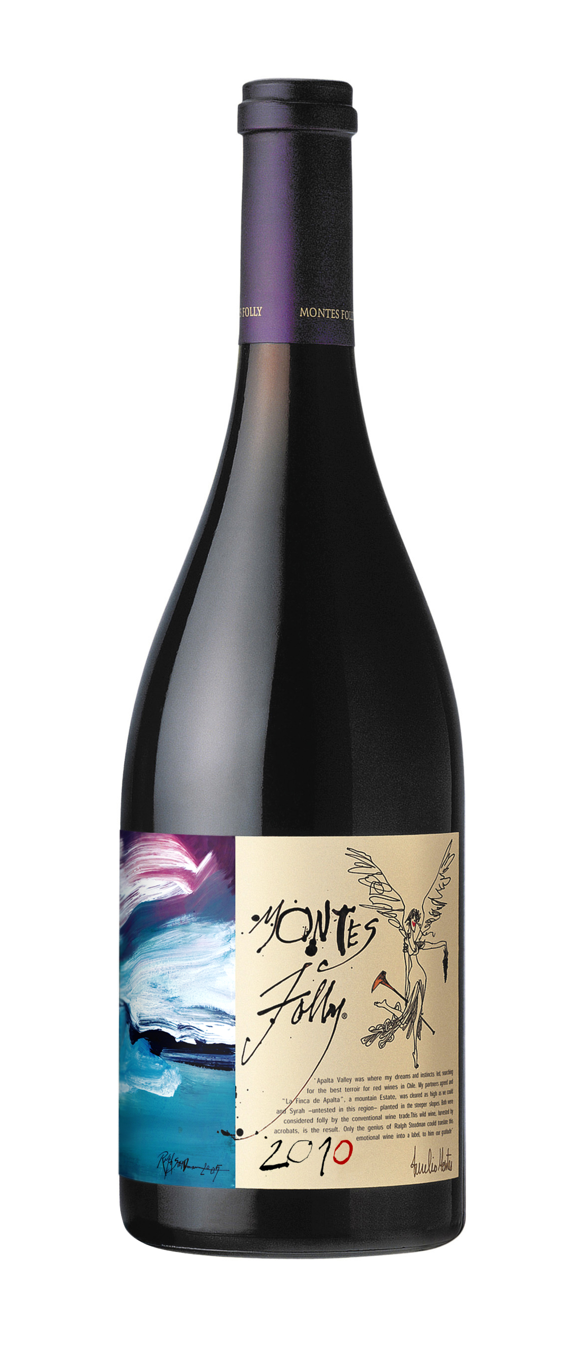 Montes Folly Syrah